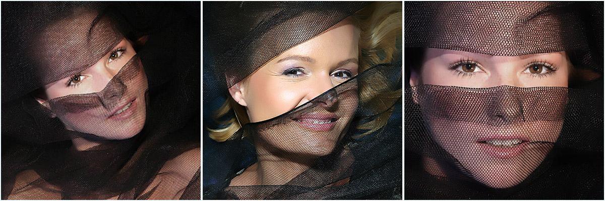 Portré portfólió beauty glamour
