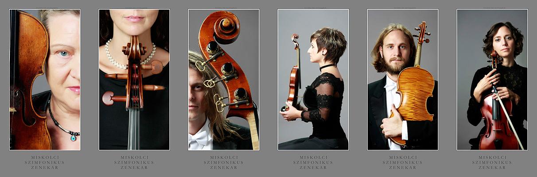 Miskolci szimfonikus portré portfólió
